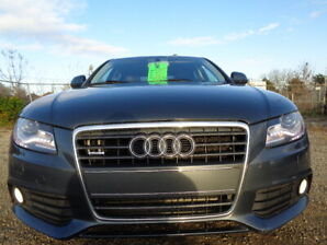 2009 AUDI A4 2.0TURBO-QUATTRO-AWD-LEATHER-SUNROOF-ONLY 136,000KM
