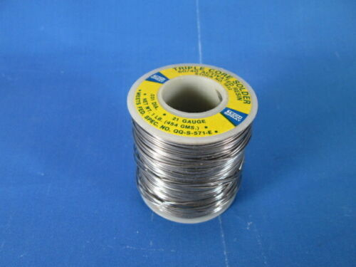 SOLDERING SUPPLIES Triple Core Solder - TIp Tinner - Paste Flux - Solder Paste