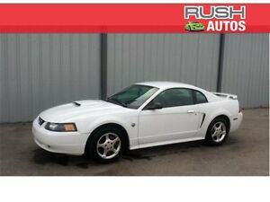 2004 Ford Mustang RWD V6 **Leather Interior**