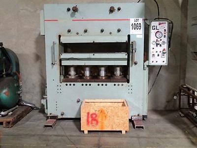 Italpresse Gl120-p Embossing Press Woodworking Machinery