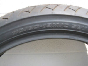 1 - Brand New Motorcycle Tires ( Only the Middle One Left) Kawartha Lakes Peterborough Area image 4
