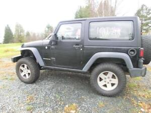2011 Jeep Wrangler Sport 6 spd v6 new tires FINANCE 110 BI-WKLY