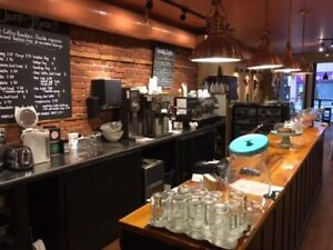 Coffee shop/restaurant eatery for sale/lease