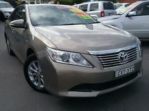 2012 Toyota Aurion GSV50R AT-X Bronze 6 Speed Automatic Sedan Greenacre Bankstown Area Preview
