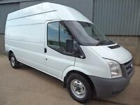Ford Transit 350 TDCi LWB high roof van 2011 11 reg