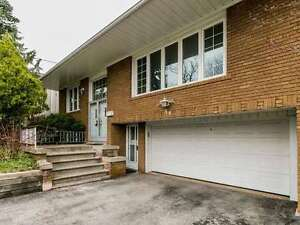 3+1 detached w/finished bsmt in North York