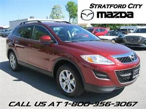 2012 Mazda CX-9 GS AWD HEATED SEATS! NO ACCIDENTS!
