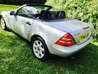 Mercedes Slk 230 Kompressor - cabrio bmw z3 z4 audi tt mazda mx5 porsche boxster honda s2000 vw ford