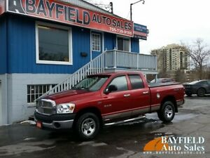 2008 Dodge Ram 1500 SXT Quad Cab 4x4 **5.7L HEMI/Only 122k**