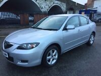 mazda 3 1.6 ts will be sold with 12 months mot service history