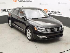2012 Volkswagen Passat 2.0 TDI Comfortline