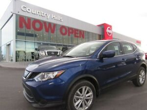 2018 Nissan Rogue S AWD Automatic