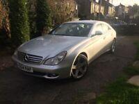 Mercedes-Benz, CLS, Coupe, 2007, Semi-Auto, 2987 (cc), 4 doors