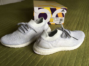 Adidas Uncaged Ultra Boost Triple White LTD - Size 8 us