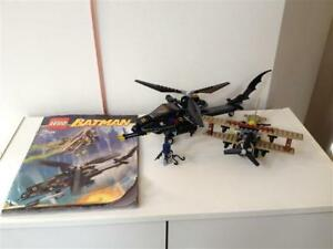 Lego Batman - The Batcopter: The Chase for Scarecrow #7786