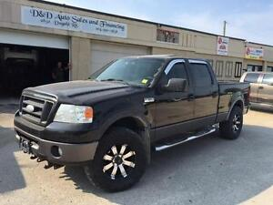2006 Ford F-150 FX4-LEATHER-SUNROOF-LOADED-ALLOYS