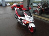 PGO 125CC G-MAX SCOOTER GREAT CONDITION