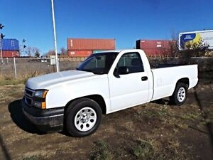 2007 Chevrolet SILVERADO 1500 RWD BASE For Sale Edmonton