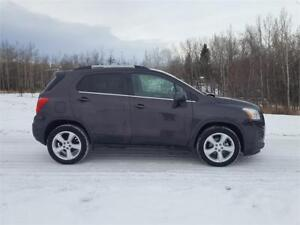 2014 Chevrolet Trax LT AWD.  BIG SALE