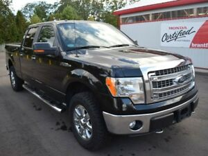 2014 Ford F-150 XLT XTR 4x4 SuperCrew Cab 6.5 ft. box 157 in. WB