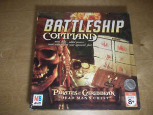 Command Pirates of the Caribbean Battleship for 8 +-2 Players