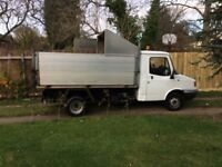 Ldv Tipper truck with Ally Chip Box