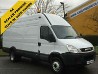 2009/59 Iveco Daily 65c17 Ex Lwb [Compressor+Generator PTO] Mobile Workshop 6.5t