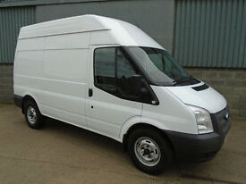 Ford Transit 350 125 2.2 TDCi AWD MWB high top van 2013 13 reg