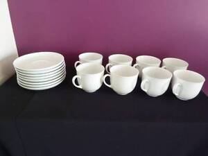 Set of 8 Arzberg cups and saucers Bedford Bayswater Area Preview