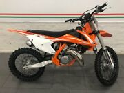 2017 KTM 125 SX Off Road Bike 124cc Carlton Melbourne City Preview