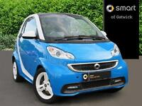 smart fortwo ICESHINE EDITION MHD (blue) 2012-11-30