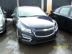 2015 Chevrolet Cruze Kijiji Managers Ad Special Now Only $11488