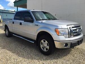 2012 Ford F-150 XLT ~ 5.0L ~ 4x4 ~ Tow Package ~ Finance $198b/w