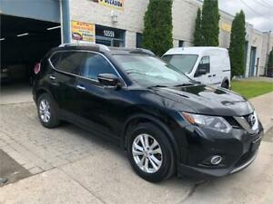 2014 NISSAN ROGUE SV (4 CYL)/AUT/AC/TOIT PANO/CAMERA/DEMARREUR!!