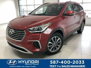 2018 Hyundai Santa Fe XL PREMIUM EXT. WARRANTY - 7P, AWD, Heated