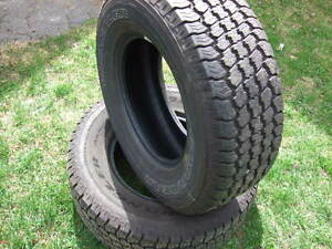 2 Wrangler P265/70R16 Mud+Snow Tires For Sale