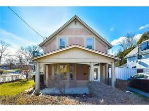 This Fully Renovated Century Home in Cambridge!