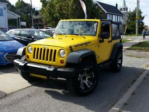 2009 Jeep Wrangler X 4X4 SOFT TOP