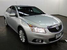 2013 Holden Cruze JH MY13 CDX Silver 6 Speed Automatic Sedan Albion Brimbank Area Preview