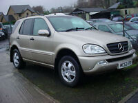 Mercedes-Benz ML270 2.7TD auto CDI(53)