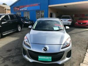 2012 MAZDA 3 NEO BL 11 UPGRADE 4D SEDAN 2.0L MANUAL 6 SPEED Bayswater Bayswater Area Preview