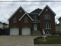 MUST VISIT - VAUDREUIL BUILT 2009 for rent/a louer