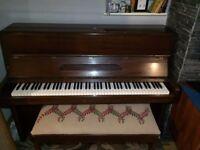 Welmar Upright Piano 1963