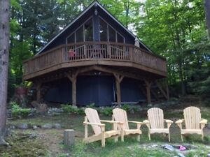 Muskoka Lakefront Cozy Cottage for rent weekly