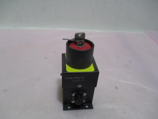 AMAT 0040-16016, Emergency Stop Assembly, Shut Off, 0040-16016PA W/ Keys. 417208
