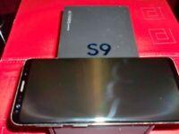 SAMSUNG S9 - 64GB BLACK