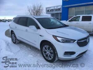 2018 Buick Enclave Avenir AWD All New + Loaded!