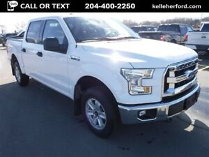2016 Ford F-150 SuperCrew XLT 4x4 5.0L