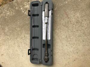 Proto J6012FC Flex head 3/8 - 100 ft/lb tourque wrench