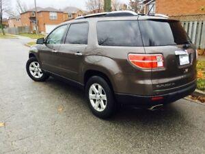 2008 GMC Acadia Mint,Leather,AWD,DVD SUV, Crossover